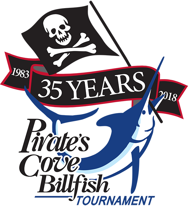 Pirate's Cove Billfish Tournament Logo